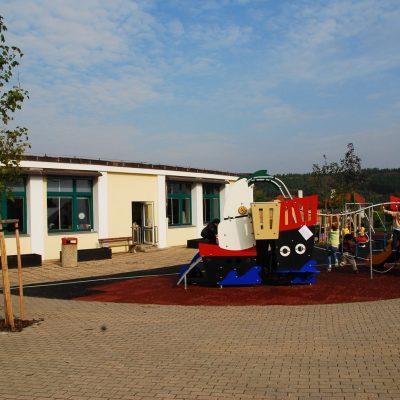 Mezinarodni skola atrium detske hriste