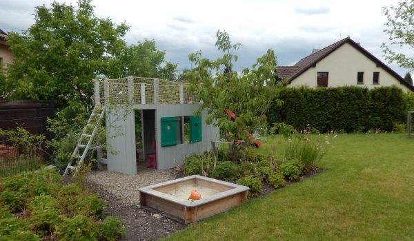 Zahrada na pohodu