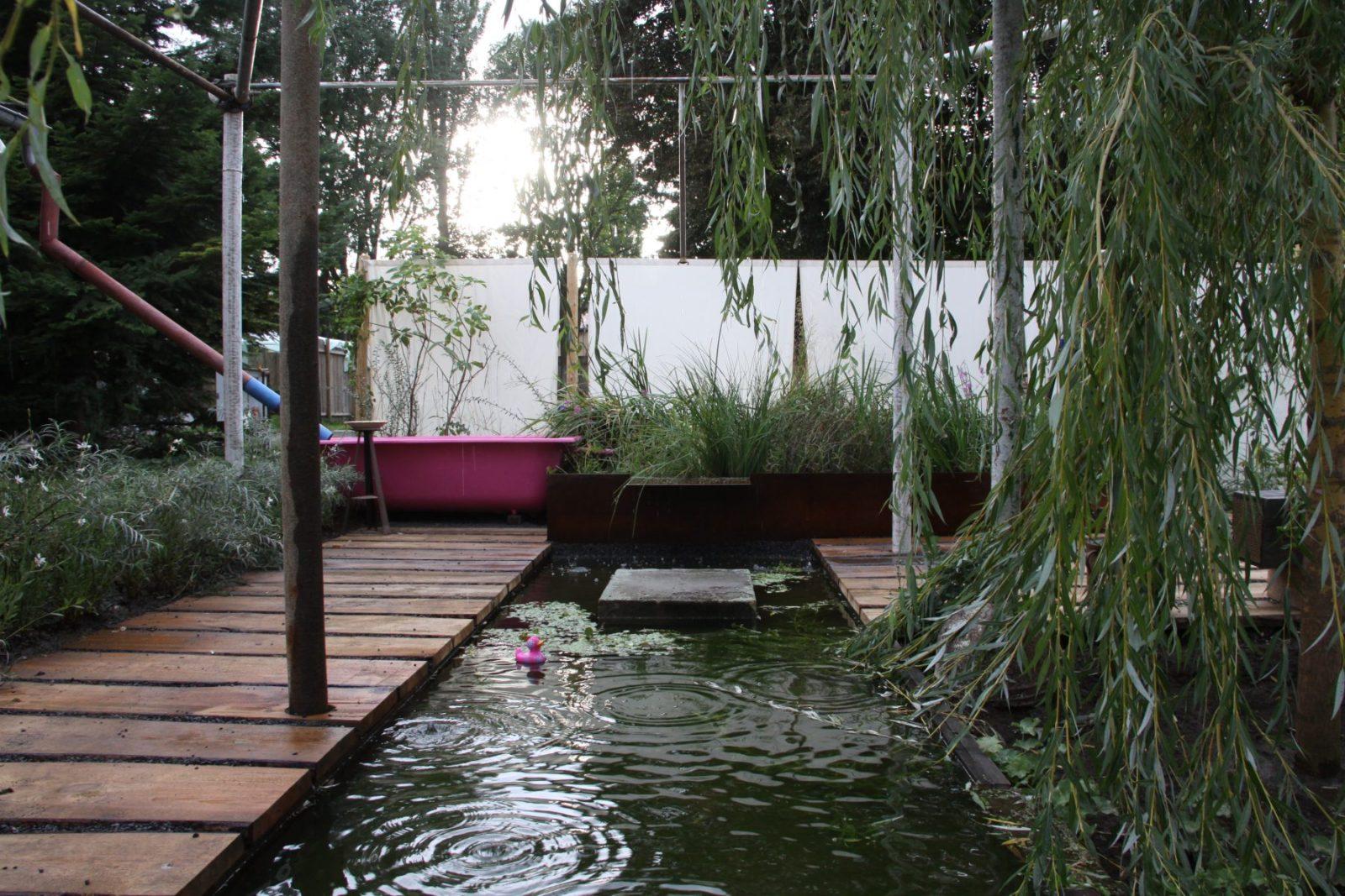 Nejkrásnější zahrada - Zahrada Čech, Litoměřice, Dešťová zahrada